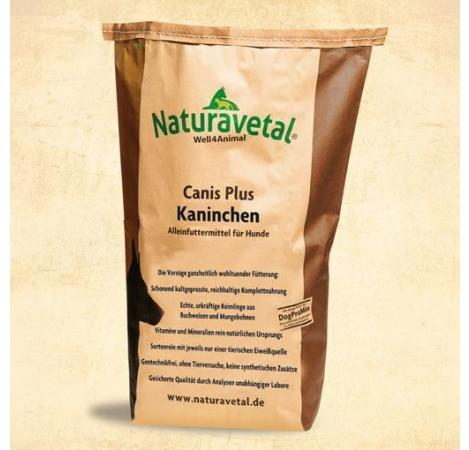 Canis Plus Kaninchen